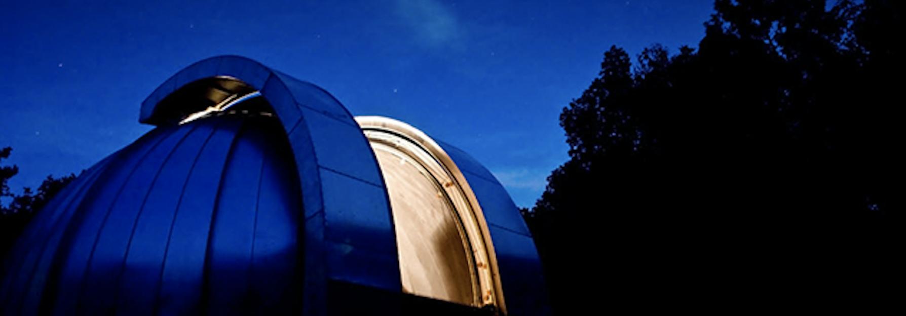 Dark Sky Observatory Night