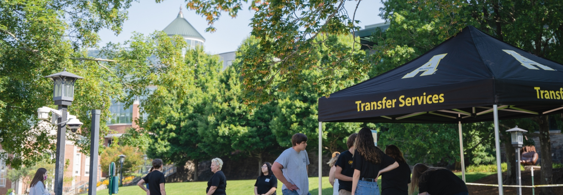 Transfer Services on Sanford Mall