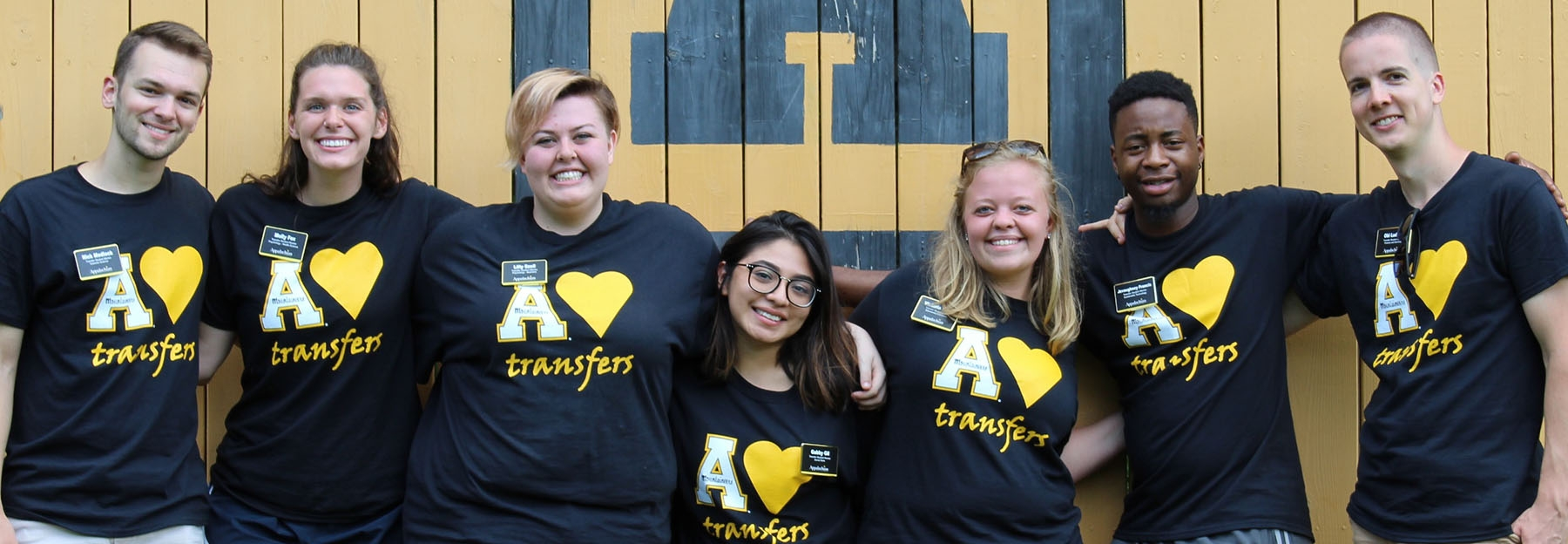 Appalachian transfer students